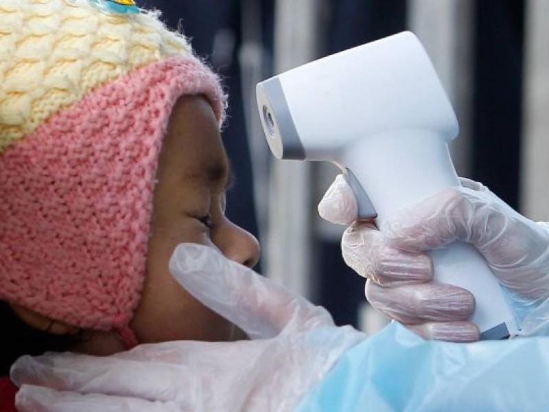 50 niños se contagian de Covid-19 en Nuevo León