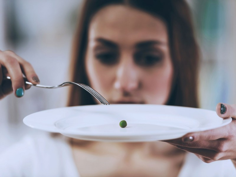 1 de cada 3 personas padecen desnutrición