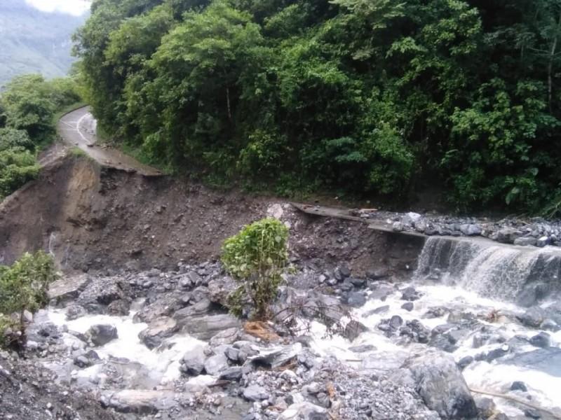10 comunidades siguen con afectaciones tras lluvias