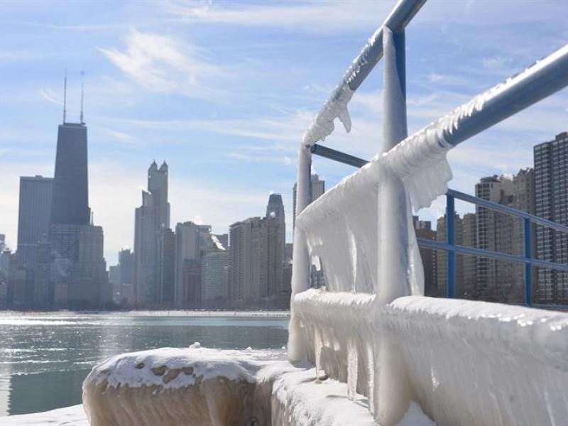 10 muertos por la ola de frío polar