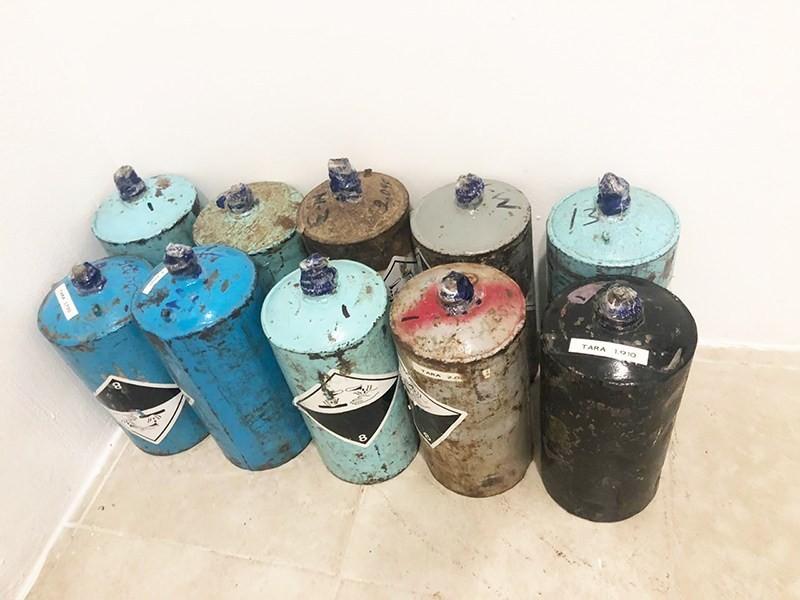 100 kgs de mercurio fueron decomisados en Tapachula