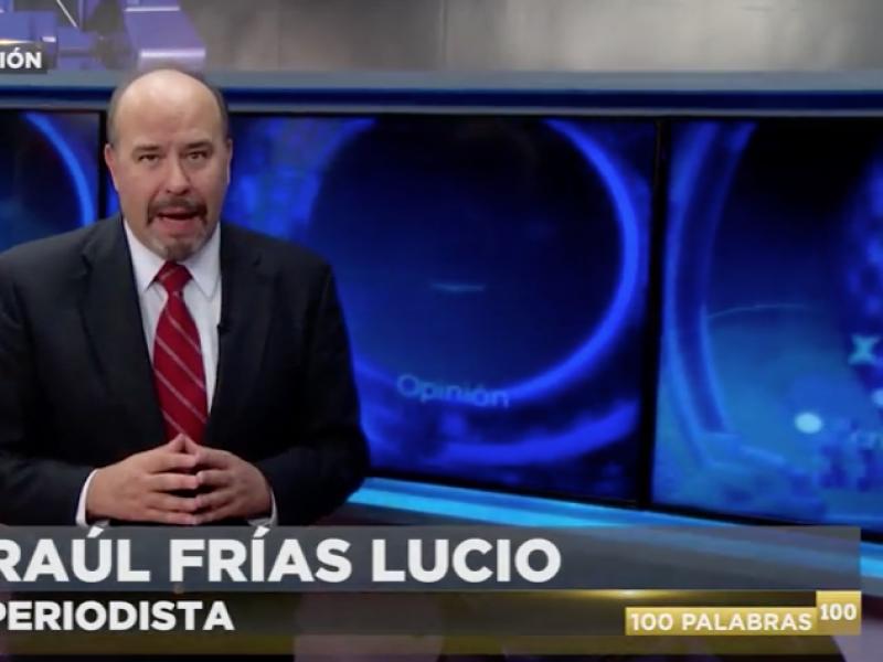 100 Palabra con Raúl Frias Lucio