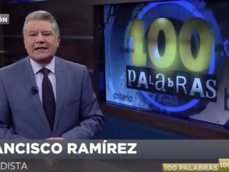 100 Palabras de Paco Ramírez