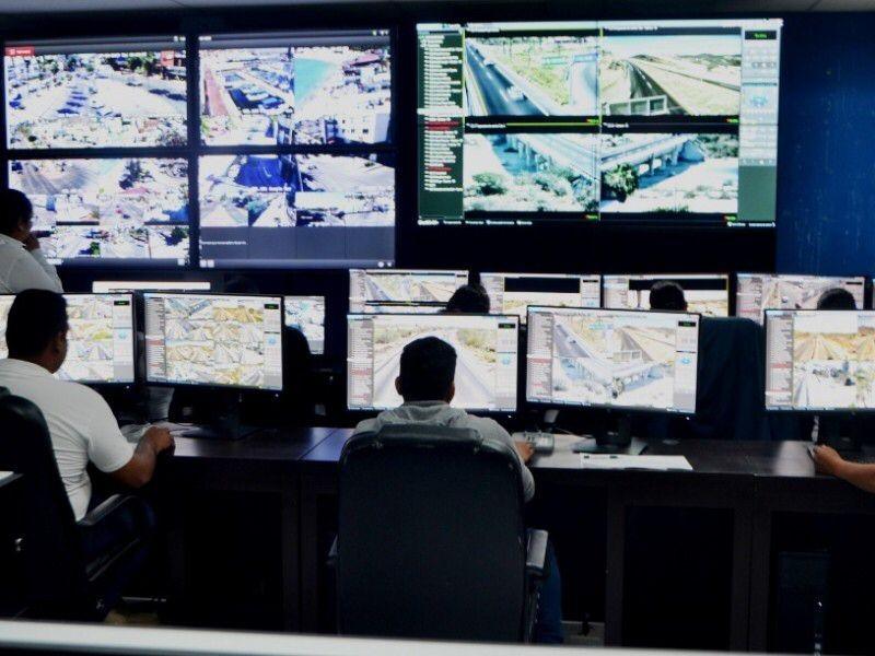 1000 cámara proyecta administración municipal instalar en el municipio