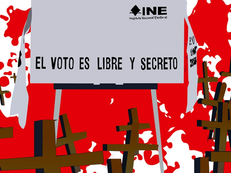 102 políticos fueron asesinados durante el proceso electoral en México