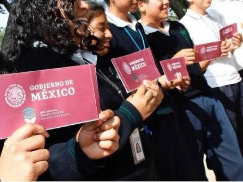 1022 Becas Bienestar Benito Juárez no han sido cobradas