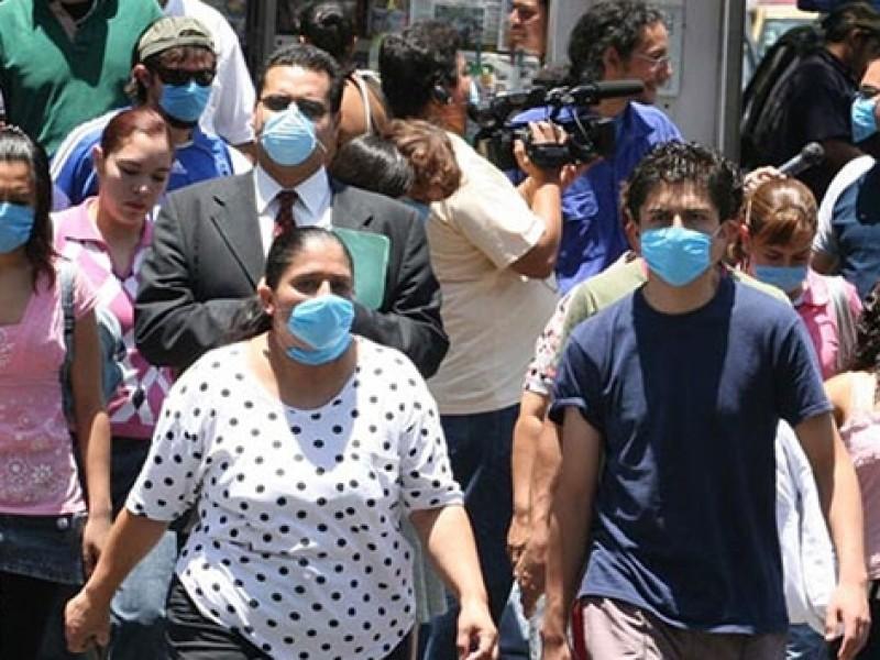 1069 muertes por coronavirus en México y 11,633 casos confirmados