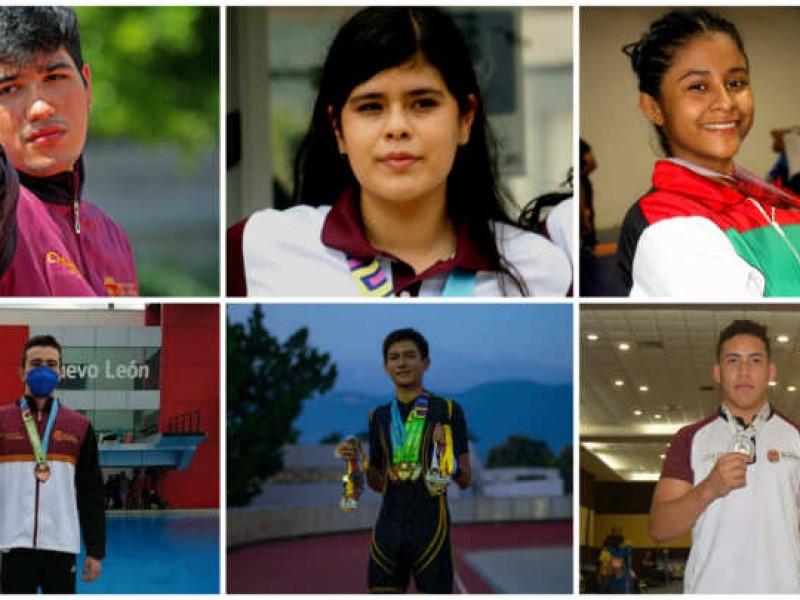 11 aspirantes al Premio Estatal del Deporte 2021