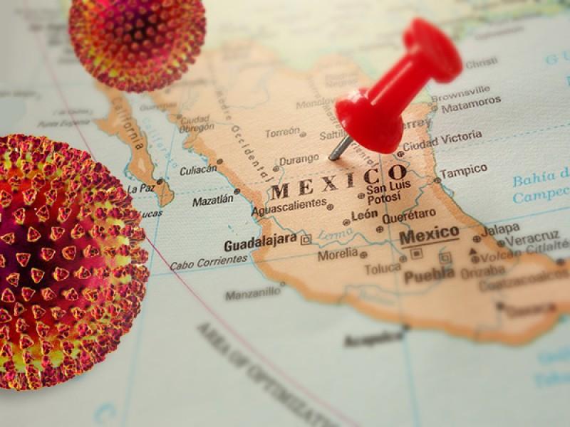 11 casos confirmados de Coronavirus en México