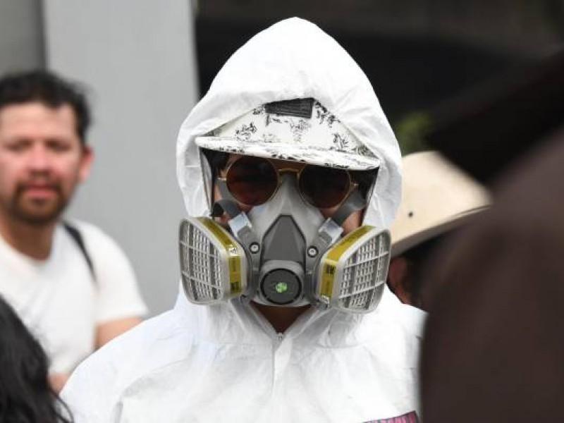 118 personas contagiadas en México de coronavirus