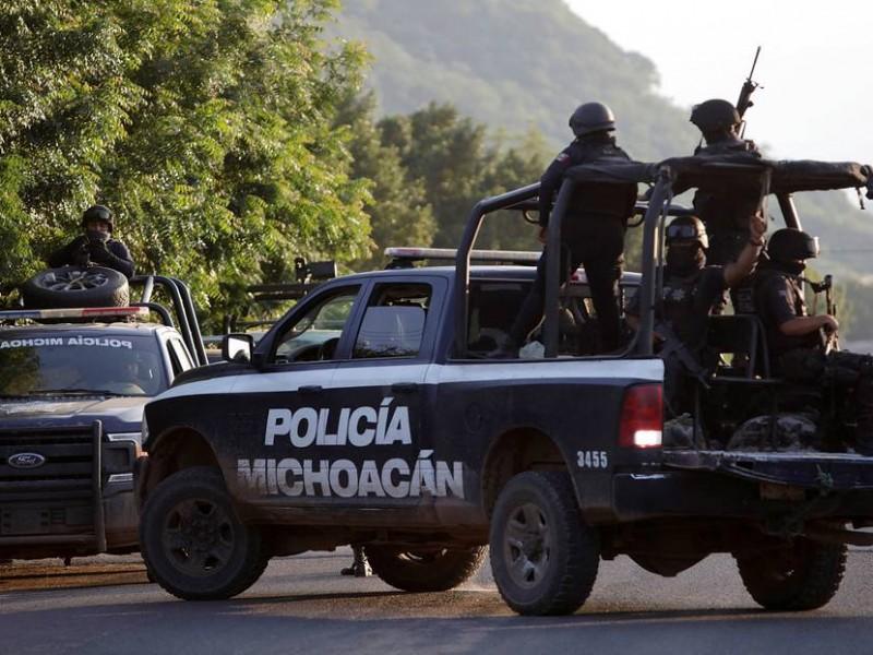 12 grupos delictivos operan en Michoacán: Alfredo Ramírez Bedolla