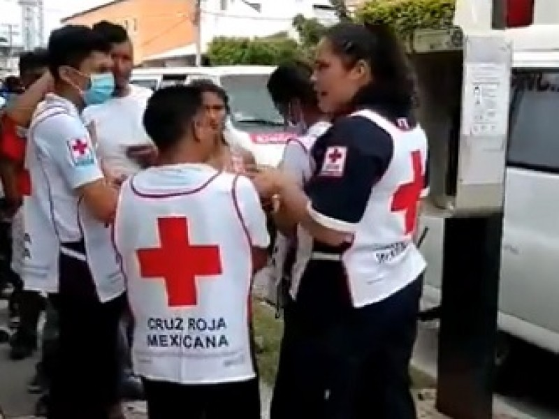 12 mil migrantes atendidos por Cruz Roja