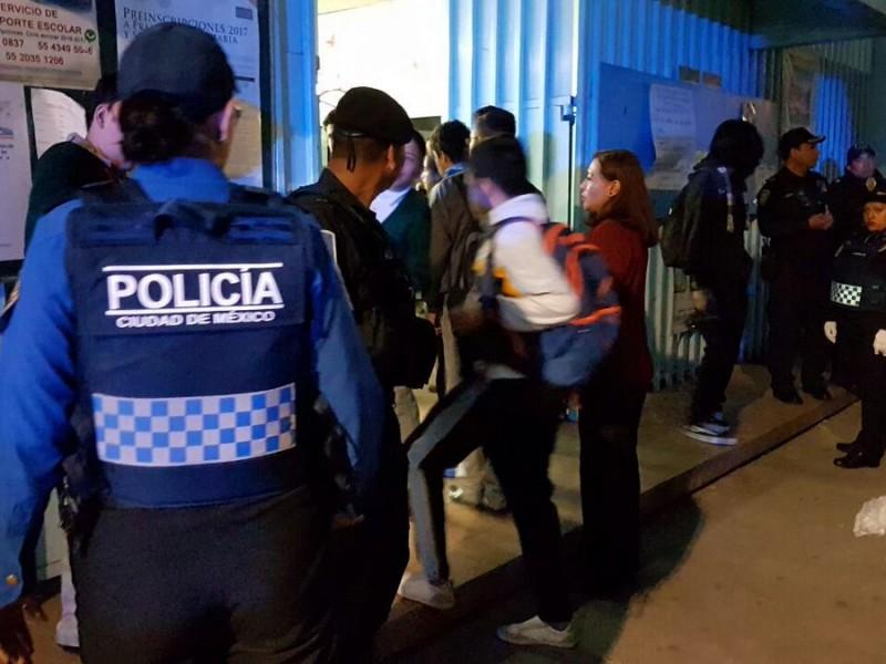 12 mil policías vigilarán regreso a clases