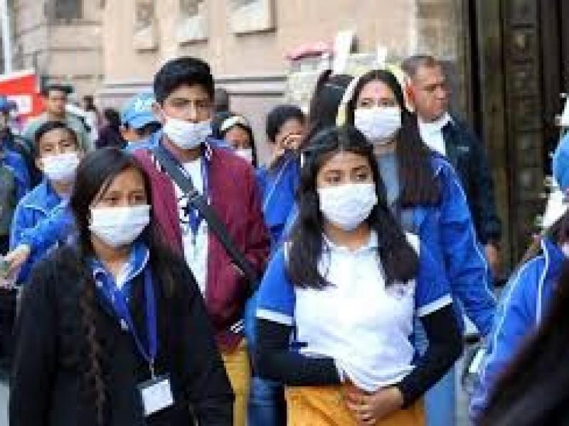 12 municipios regresan a la normalidad durante la pandemia