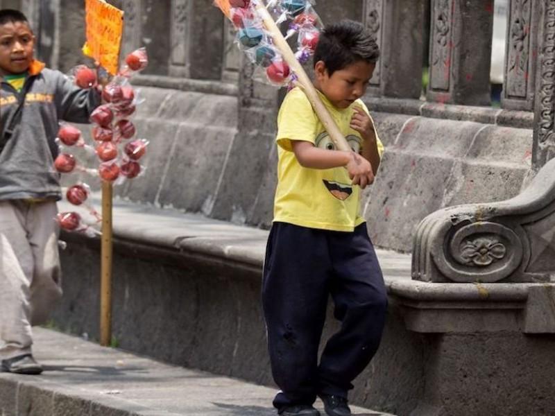 Se tienen detectados 12 casos de trabajo infantil