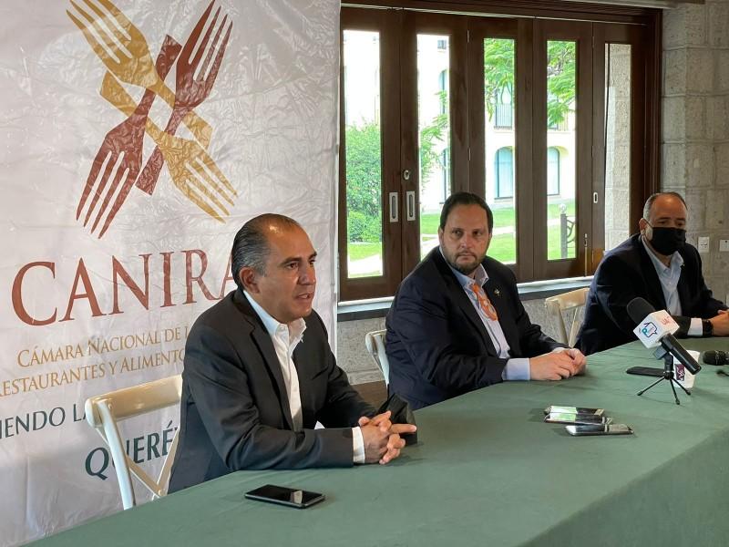 120 mil negocios cerrados y 400 mil empleos perdidos: CANIRAC