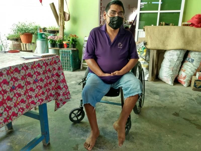 Mil 200 personas excluidas del programa Bienestar para Discapacitados