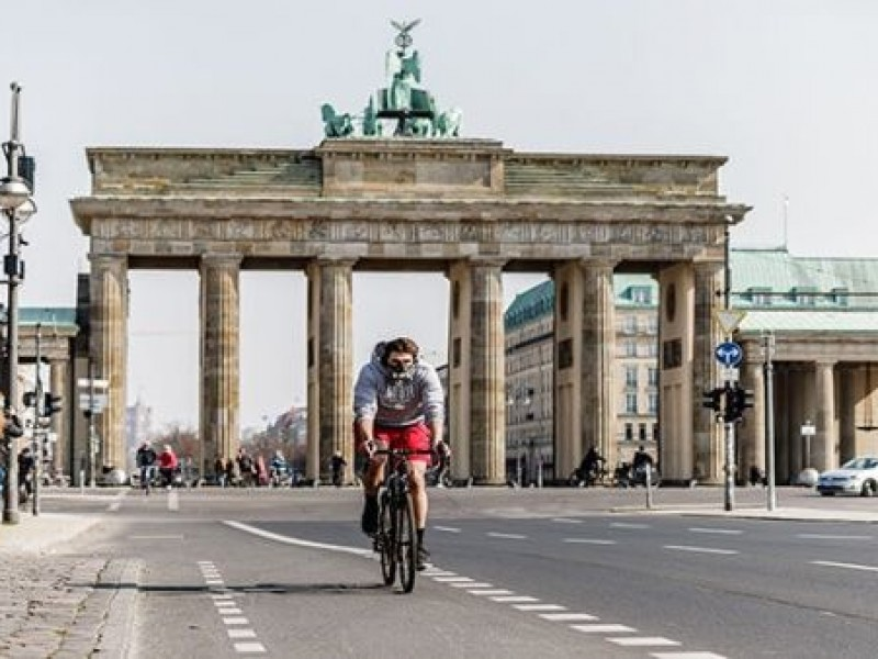 122 mil nuevos casos de Covid-19 en Alemania