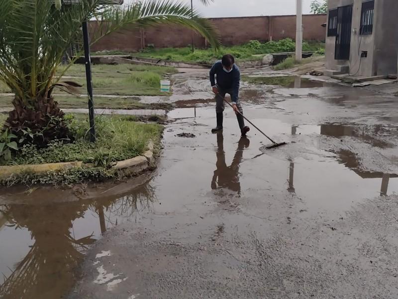 13 casas afectadas en Tlajomulco por tormenta del miércoles