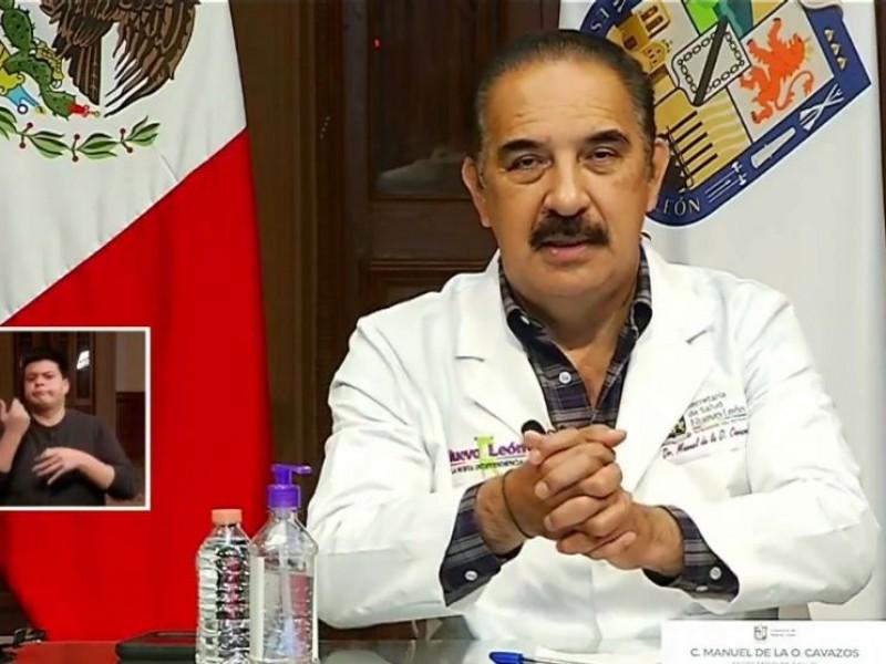 13 casos de reacción tras vacuna en Nuevo León