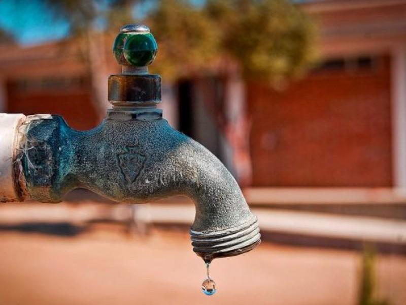 13 días sin agua algunas colonias de Veracruz