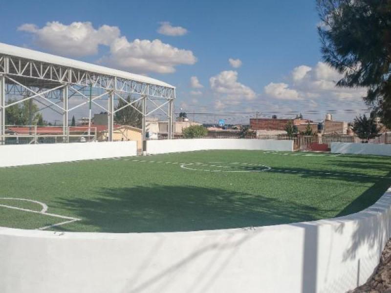 13 espacios deportivos en Guadalupe reabrirán sus puertas