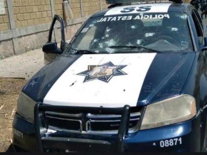 13 policías muertos por emboscada en Edomex