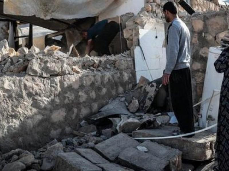 132 heridos por sismo de 5.9 en Irán