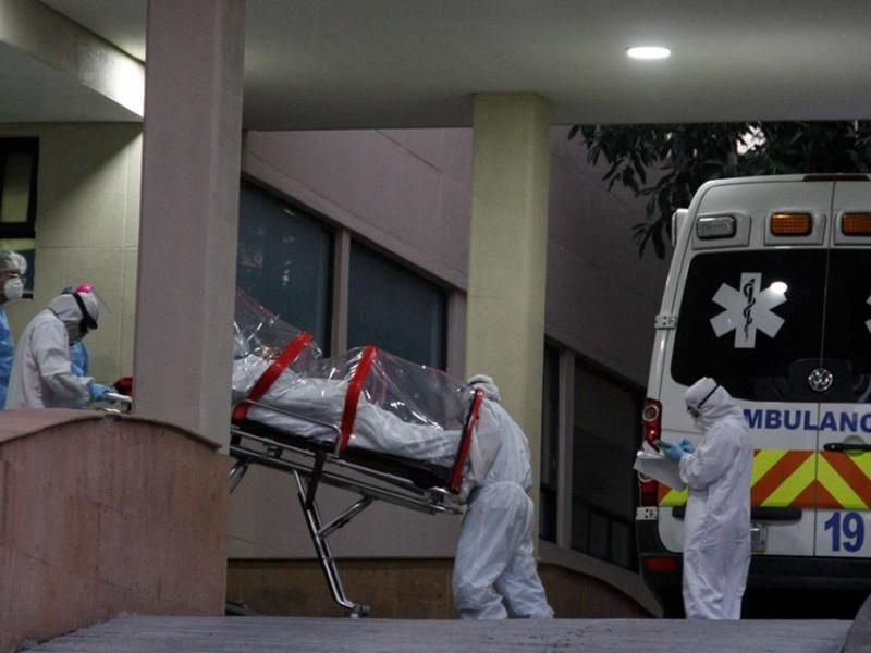 134 mil 368 personas han muerto por Covid en México