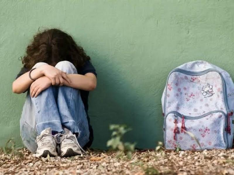 14 carpetas de investigación por acoso sexual escolar