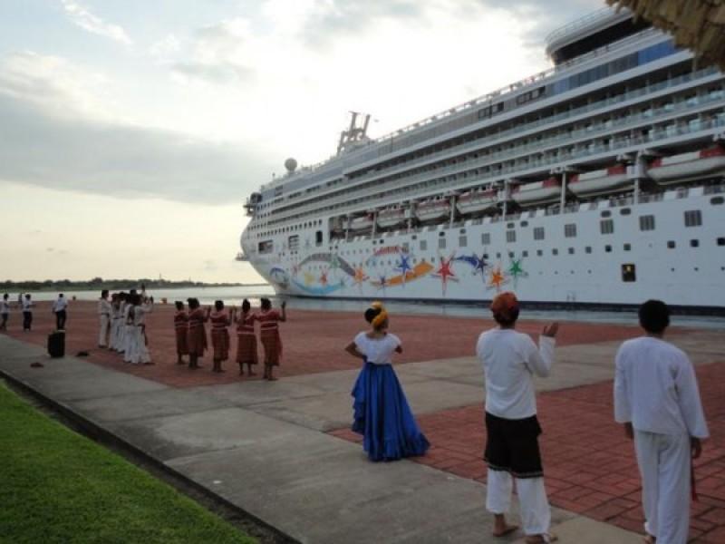 14 cruceros arribarán a Chiapas en el 2019