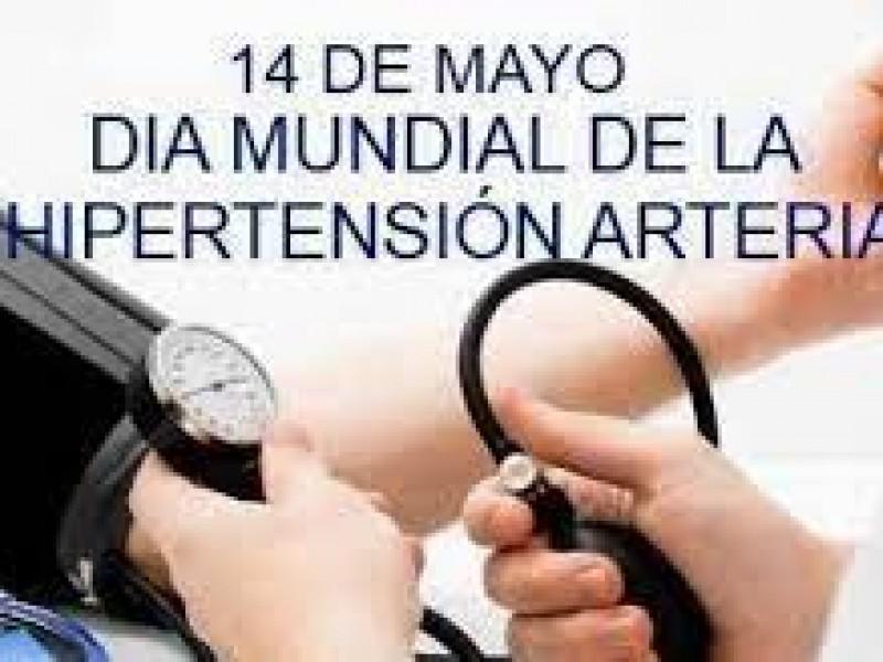 14 de mayo, día mundial de la hipertensión arterial