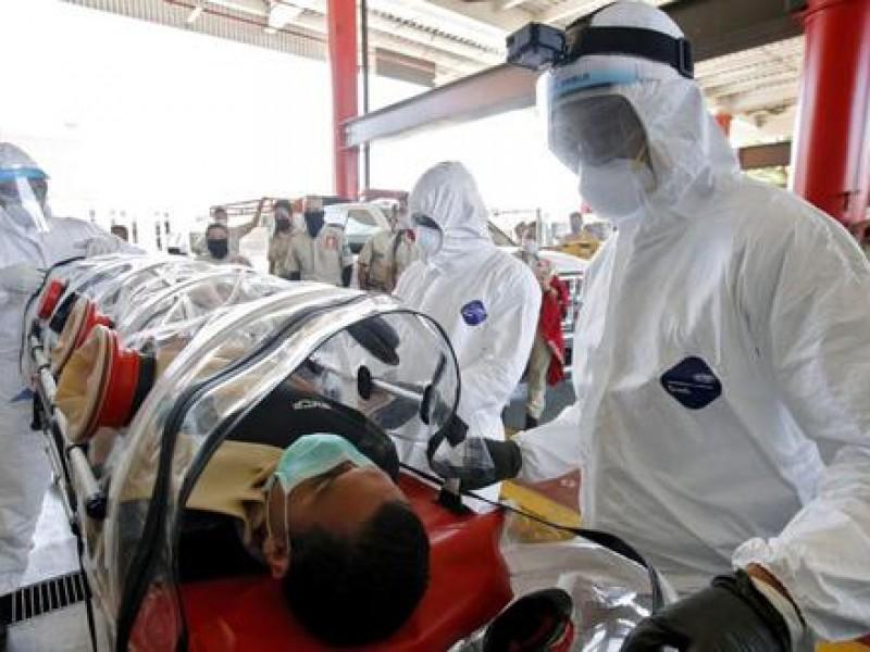 ¡México registra más de 14 mil nuevos contagios de Covid-19!