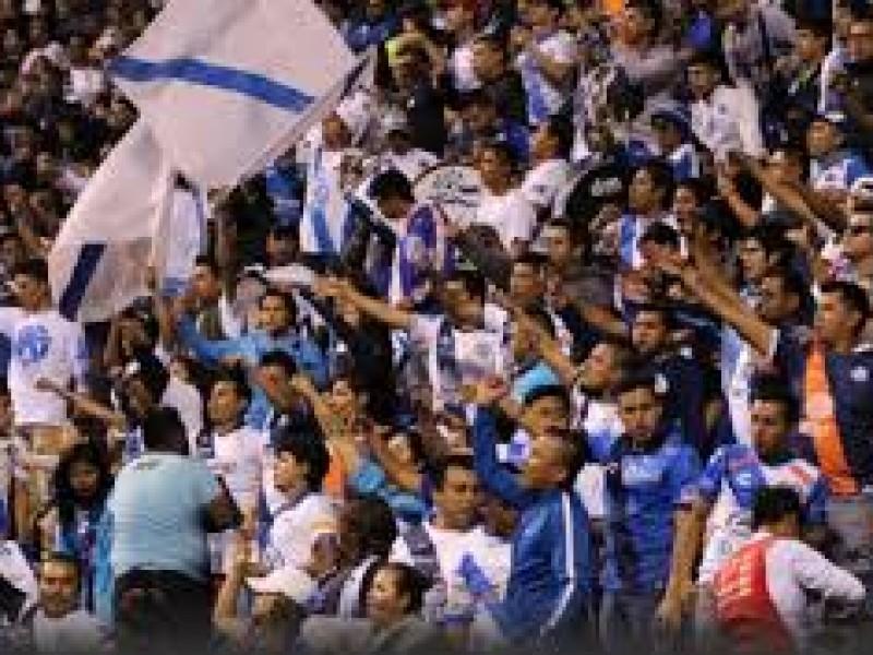 14 mil aficionados entrarán al partido de Puebla-Pumas