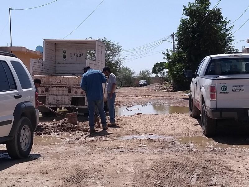 14 millones para pavimentación en Gómez Palacio.