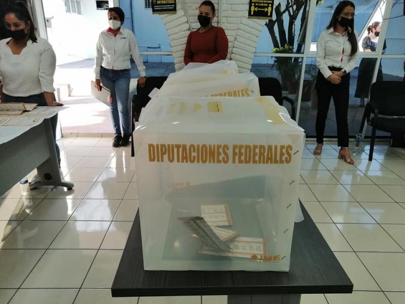 14 presos de El Rincón pudieron votar por diputados federales