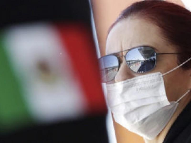141 defunciones y 2 mil 785 contagios en México