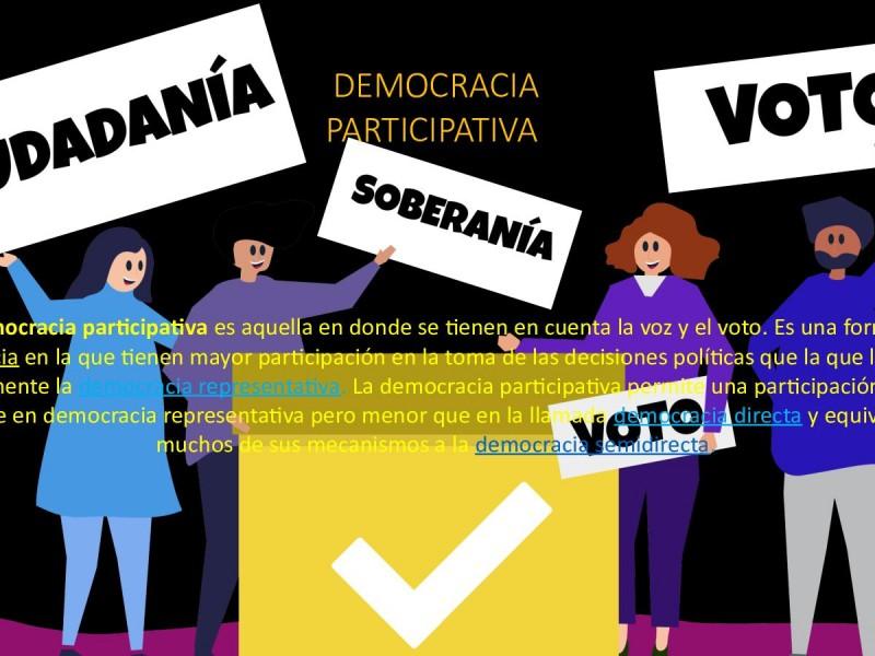15 de septiembre, día mundial de la democracia