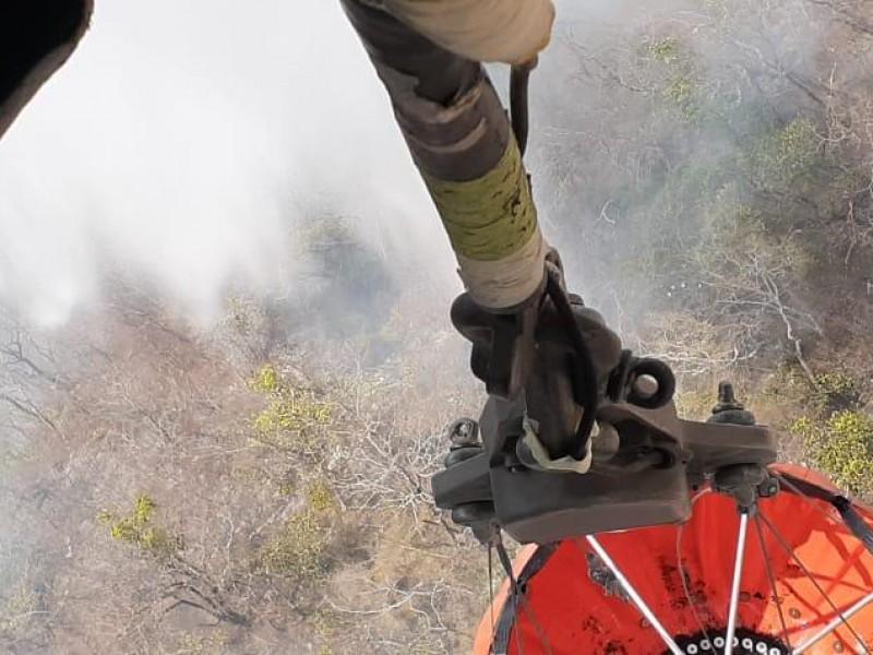 15 días de incendio en Cañón del Sumidero