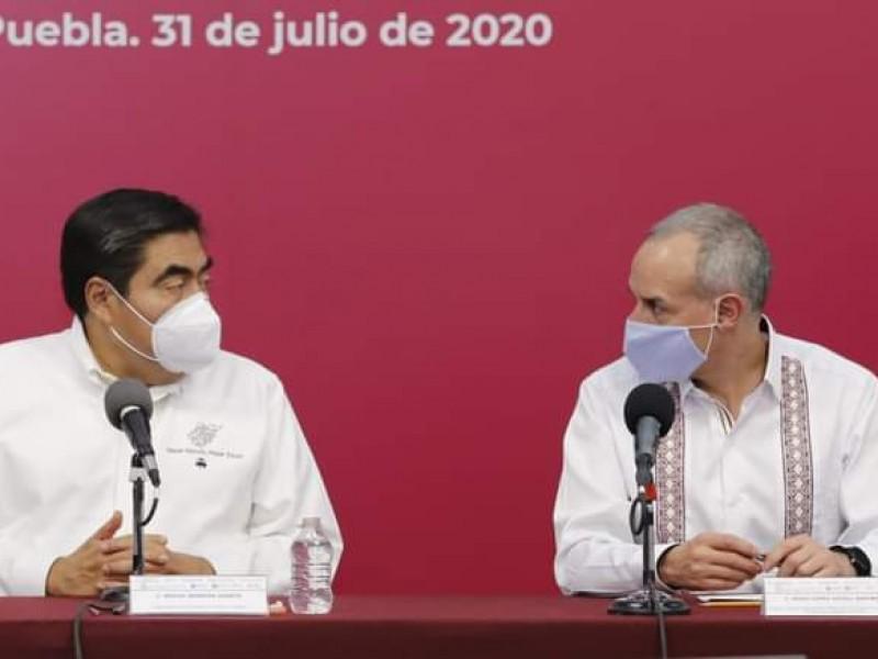 15 días para cambiar el color del semáforo epidemiológico enPuebla