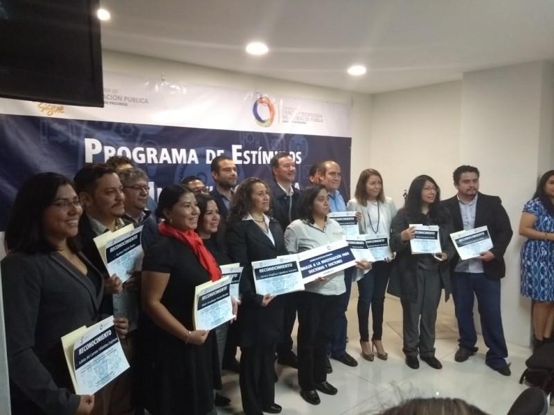 15 investigadores beneficiados por el Concytep en Puebla