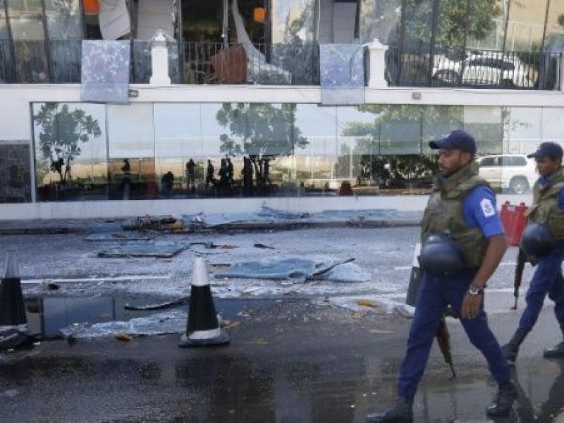 15 muertos tras explosión en Sri Lanka