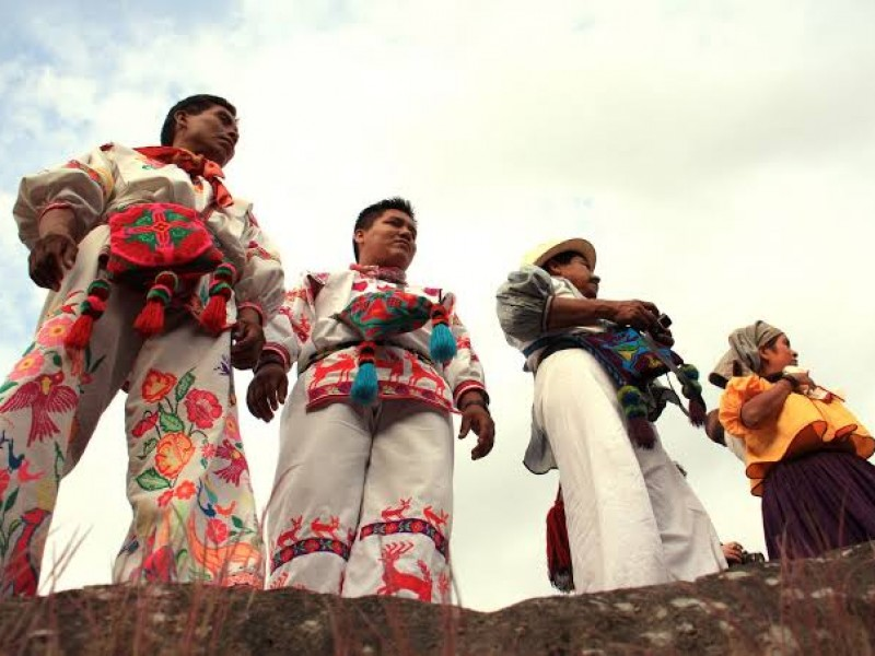 16 horas de travesía realizan indígenas nayaritas para atención médica