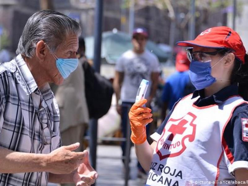 México: Incontenible la tercera ola: en un día 16,421 contagios