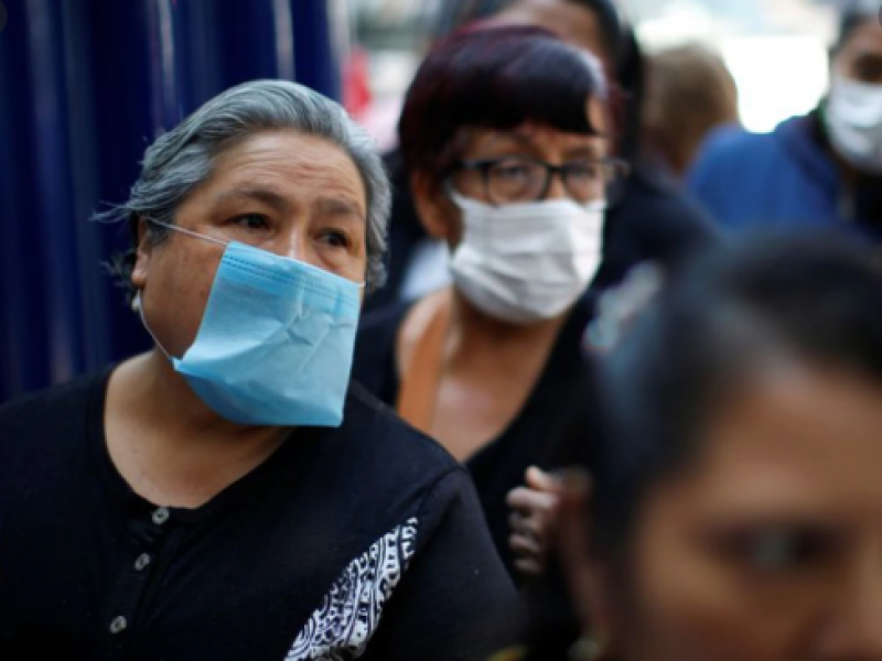 16 mil 752 contagios de Covid-19 en México