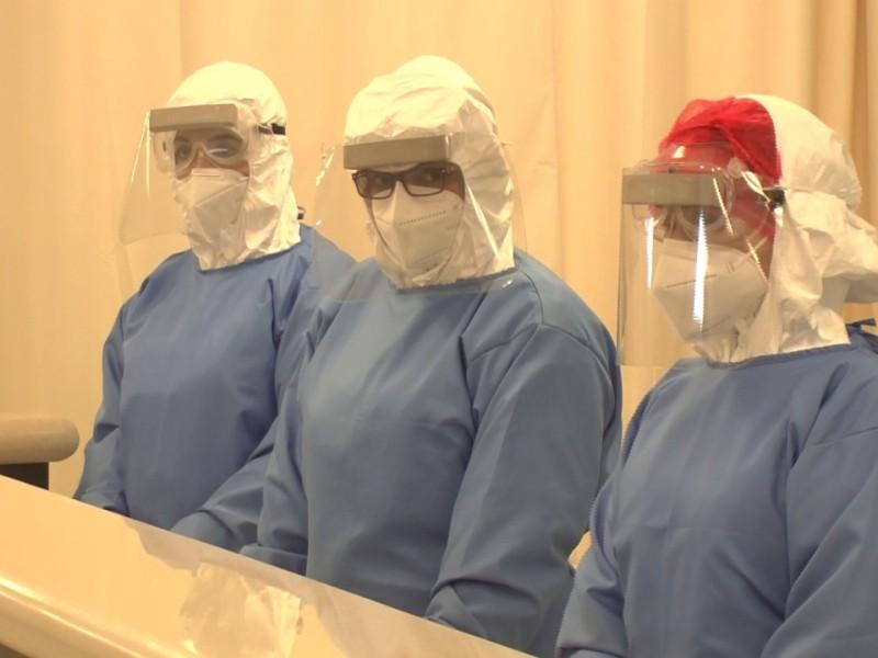 16 quejas por personal de salud interpuestas en la CDHEZ