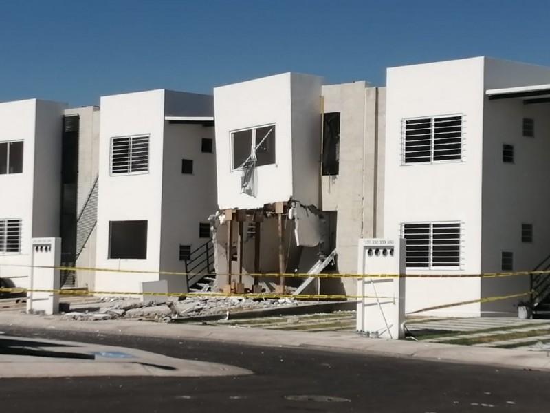 160 viviendas afectadas por daños materiales tras explosión en''Los Encinos''