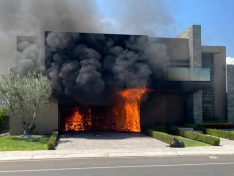 166 incendios a casa habitación durante el 2020