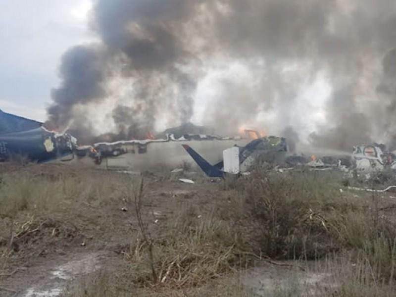 17 pasajeros siguen con atención médica