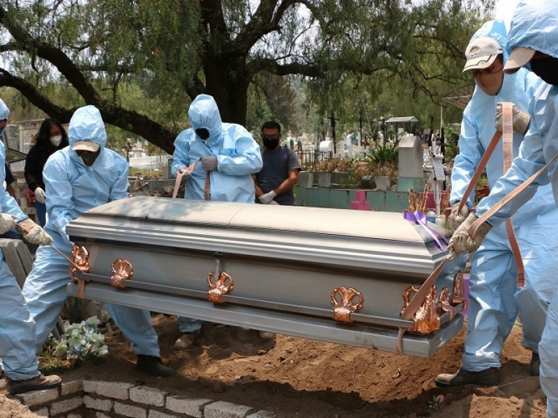 17 personas murieron en las últimas 24 horas por Covid-19